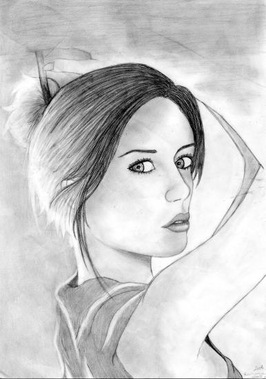 Catherine Zeta-Jones by Cassiope